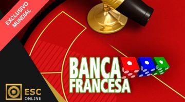 ESC Casino agora com Banca Francesa