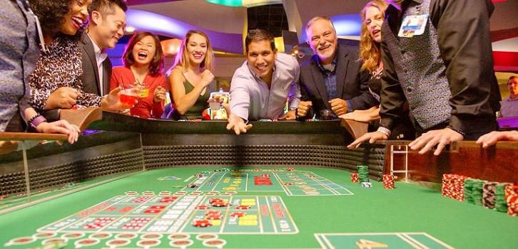 Regras e opções de apostas ao jogar Craps ou dados