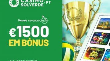 €1500 Em Bónus Estão Em Jogo